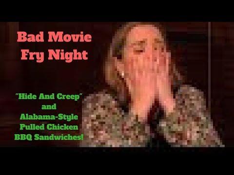 Bad Movie Fry Night