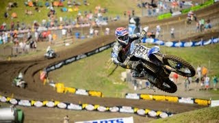 The 2013 Built Ford Tough Unadilla National from New Berlin, NY, pr...