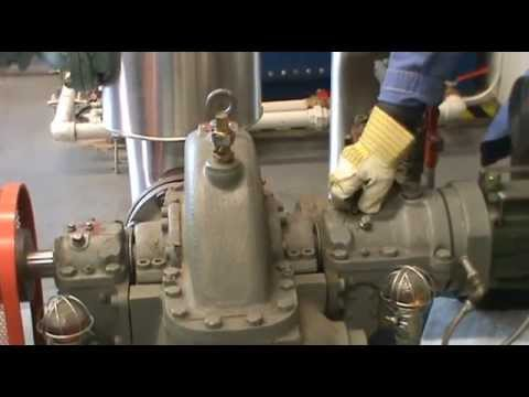 Steam Turbine Generator Start Up