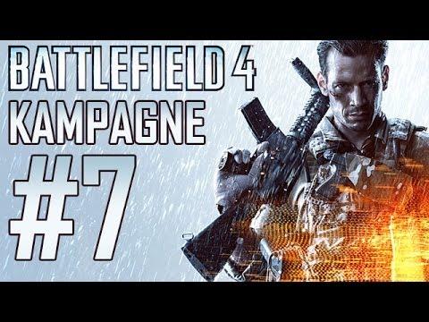 Battlefield 4 - Solo-Kampagne - Let's Play #7 - 9 Minuten sind zuviel