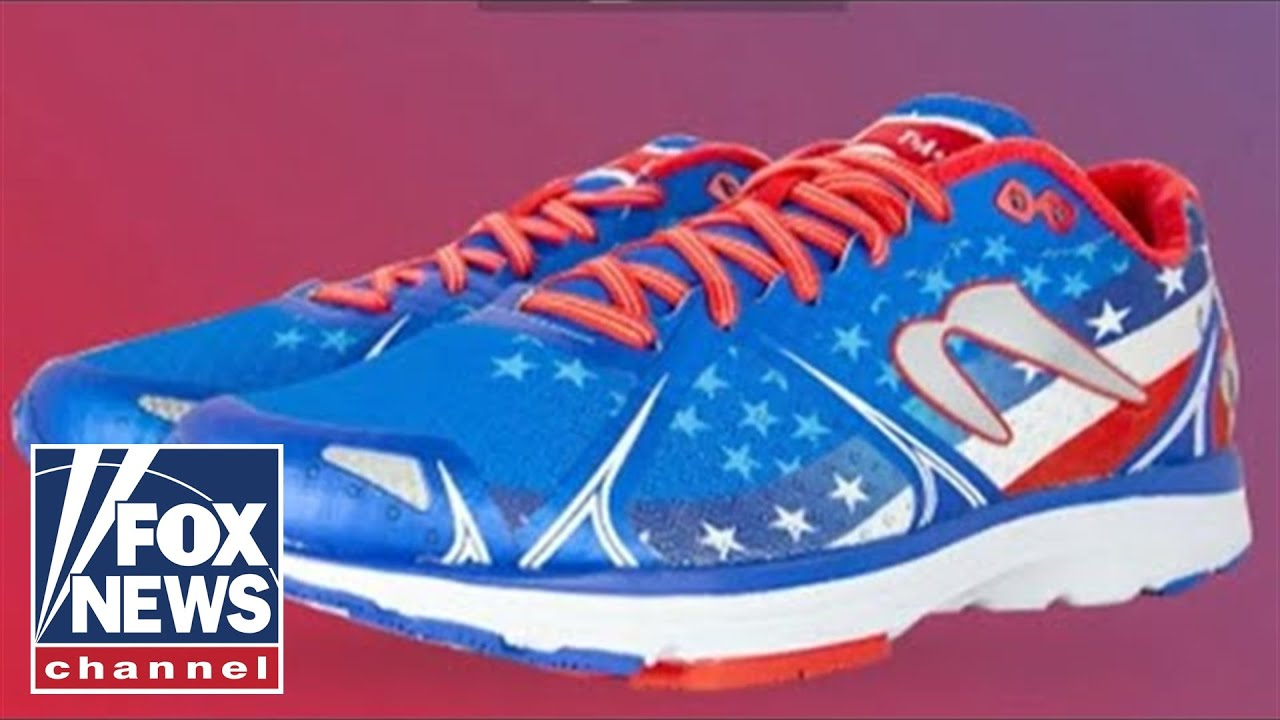 The Gatlin Brothers are helping military families by selling patriotic sneakers
