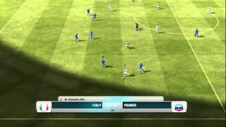 Gambar cover Verliezer Finales Italië - Frankrijk 1-1 ET 2-2 PEN 3-0