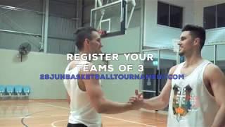 28. Jun Humanitarian Basketball Tournament