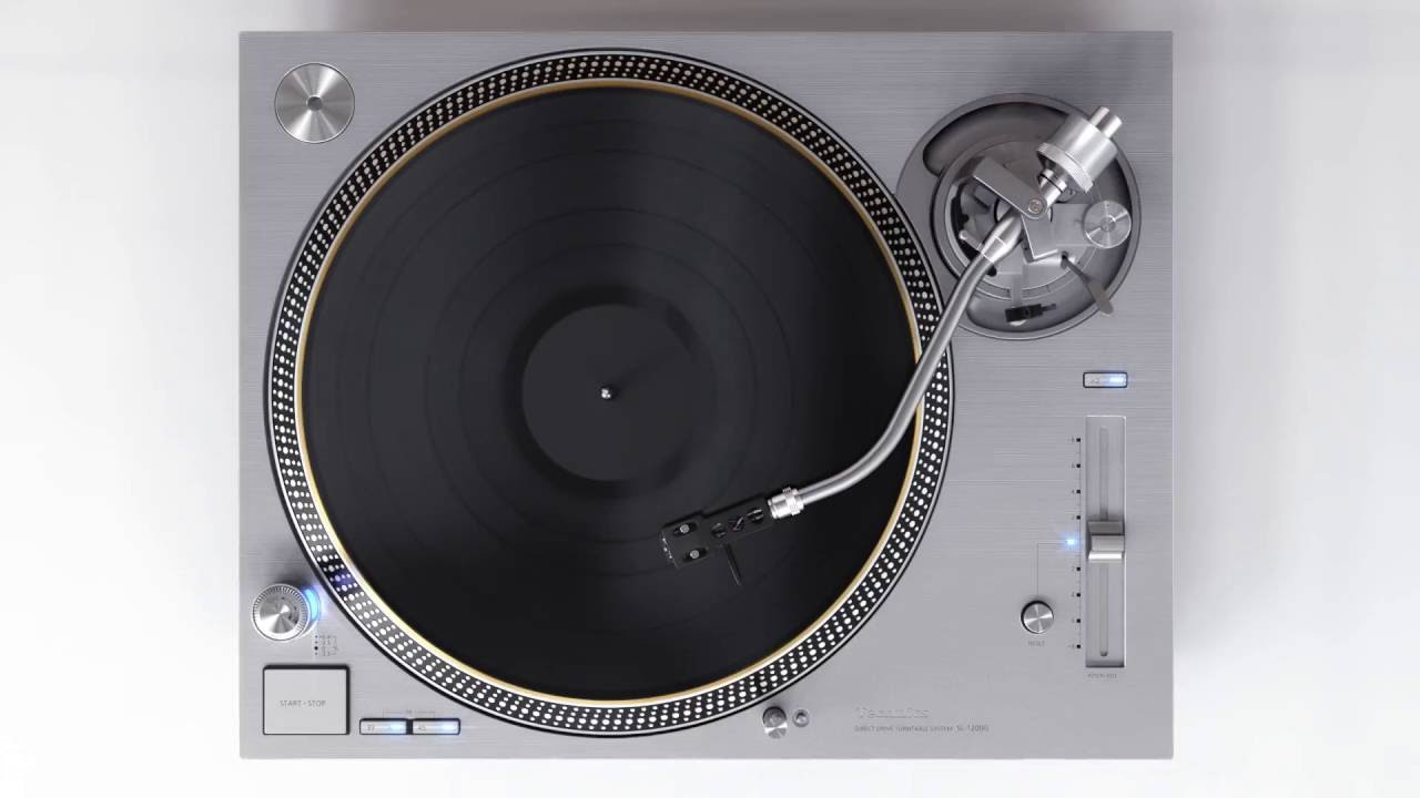 technics sl 1200g turntable back and redefined youtube. Black Bedroom Furniture Sets. Home Design Ideas