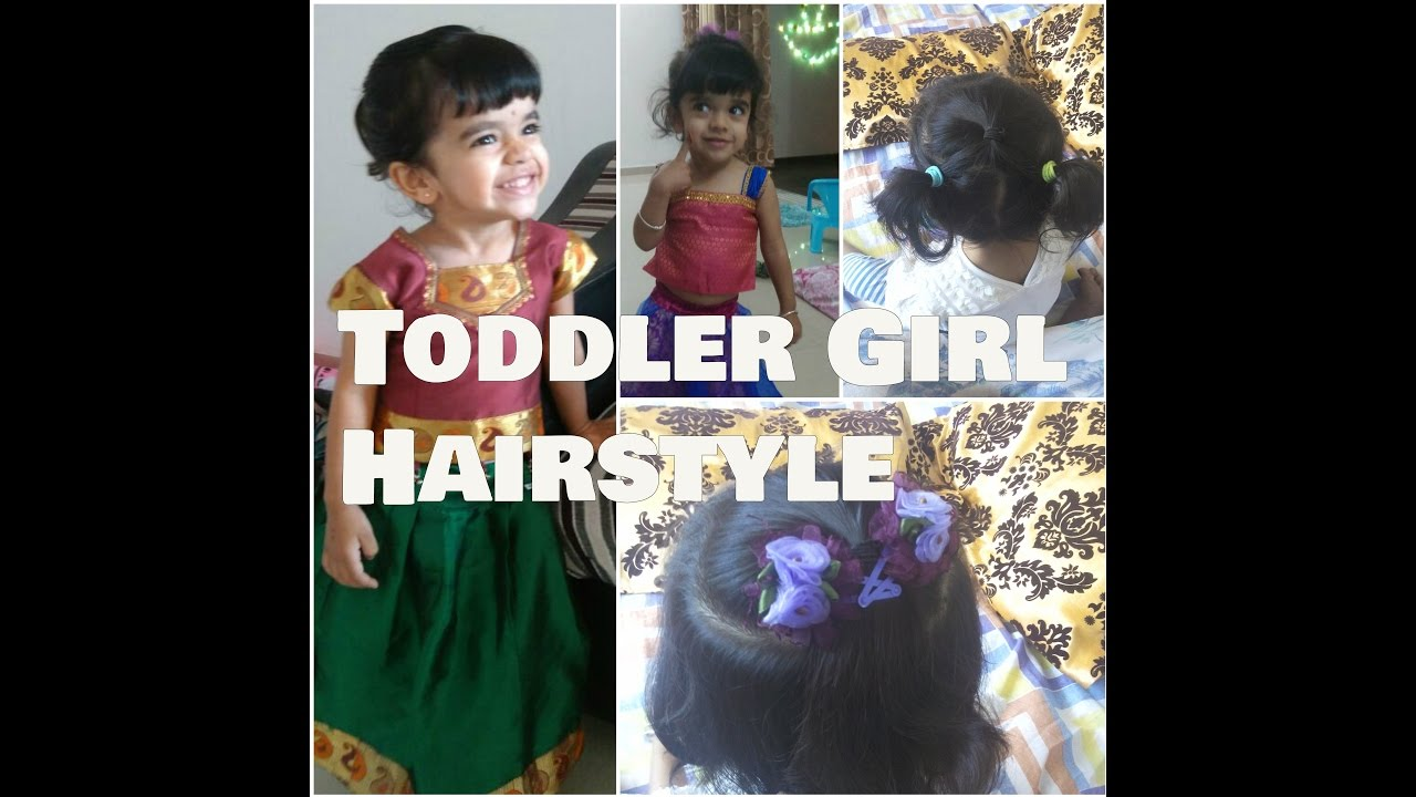 Toddler Girl Hairstyles For Medium Short Hairs Simple Hairstyles