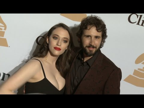 Josh Groban And Kat Dennings Are The Latest Breakup Couple