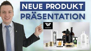 Verway AG |  Neue Produkte kurz Produktpräsentation Aloe Filet Celulitte DTX | mit Simeon Wilhelm