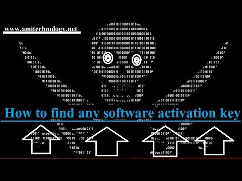 How to find any software license key free latest