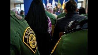 Migrant flow intensifies Border Patrol's staffing crunch