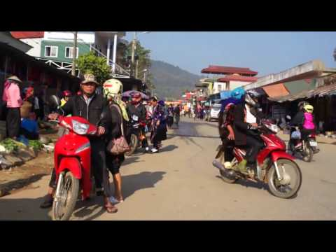 2016 Hmoob NyabLaj Tuam Cuaj P4. Hmong Tua Chua, Hmong Vietnam. (HD)
