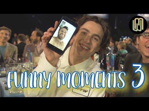 Armie Hammer & Timothée Chalamet  Funny Moments PART 3