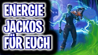 💥ENERGY JACKOS for subscribers free💥Fortnite Save the world