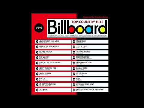 Billboard Top Country Hits - 1990