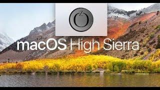 macOS 10.13 High Sierra - Bios Ozmosis Hackintosh