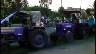 Nedobrovon tuning traktora video