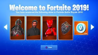 What Happens in Fortnite 2019...