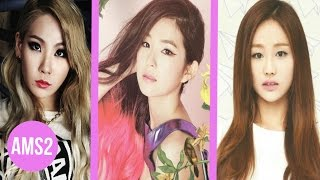 Leader & Rapper In Girl Groups 2016 (Especial Vídeo)