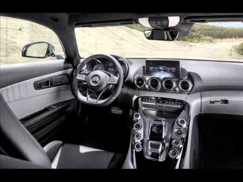 All new 2015 mercedes benz amg gt interior youtube for Mercedes benz clase g