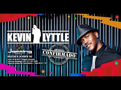 Especiales Jamming Festival 2017 - Kevin Lyttle (St Vincent/ San Vicente y las Granadinas)
