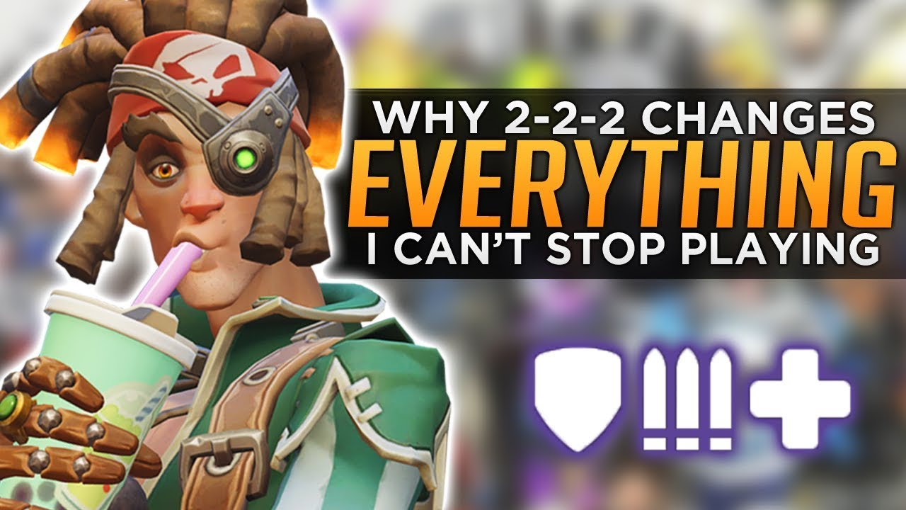 Why I'm Addicted to Overwatch Again thumbnail