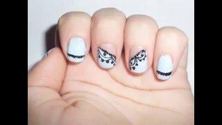 Весенний дизайн ногтей , кружева,Spring Nail Design ,winter manicure(Весна – это период обновления, многие женщины меняют свои привычки, касающиеся стиля, и стараются внести..., 2016-03-28T09:00:00.000Z)