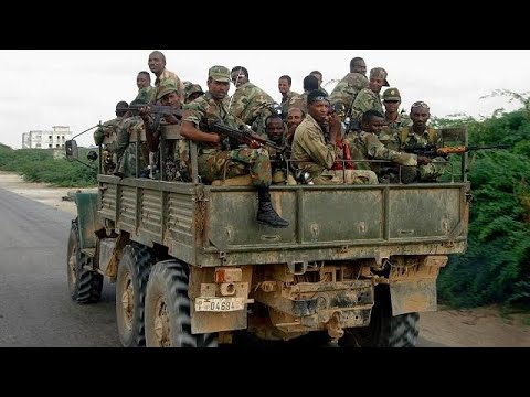 AMISOM troops to be withdrawn from Somalia