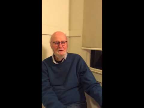 Lawrence Ferlinghetti talking about Antonio Bertoli