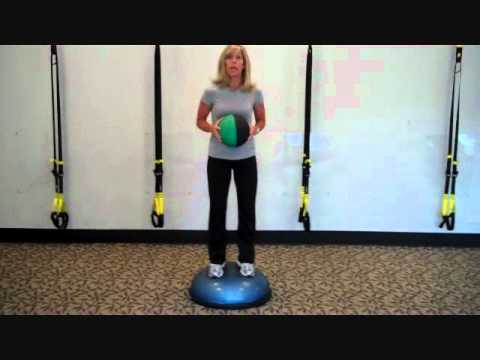 Judy Dann Strength Training Tip July 2011