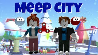 Roblox Meep City Funny Moments