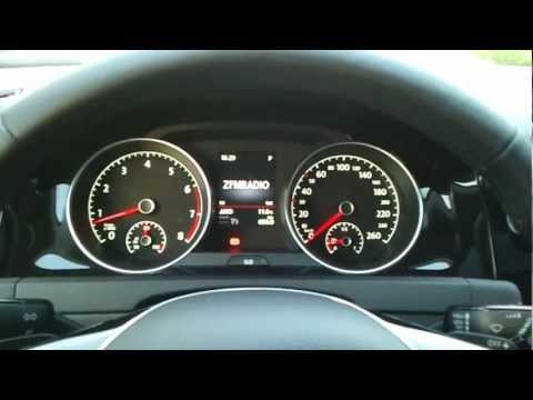 Golf 7 1.4 TSI 140 pk Highline start & 0-100