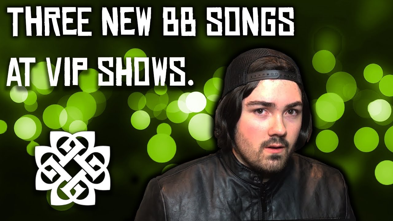 3 new breaking benjamin songs from 2017 album being shown at vip shows is this still a 2017. Black Bedroom Furniture Sets. Home Design Ideas