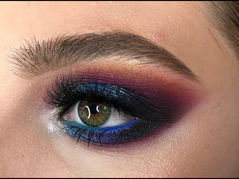 Makeup inspired by russian makeup artists/colorful makeup