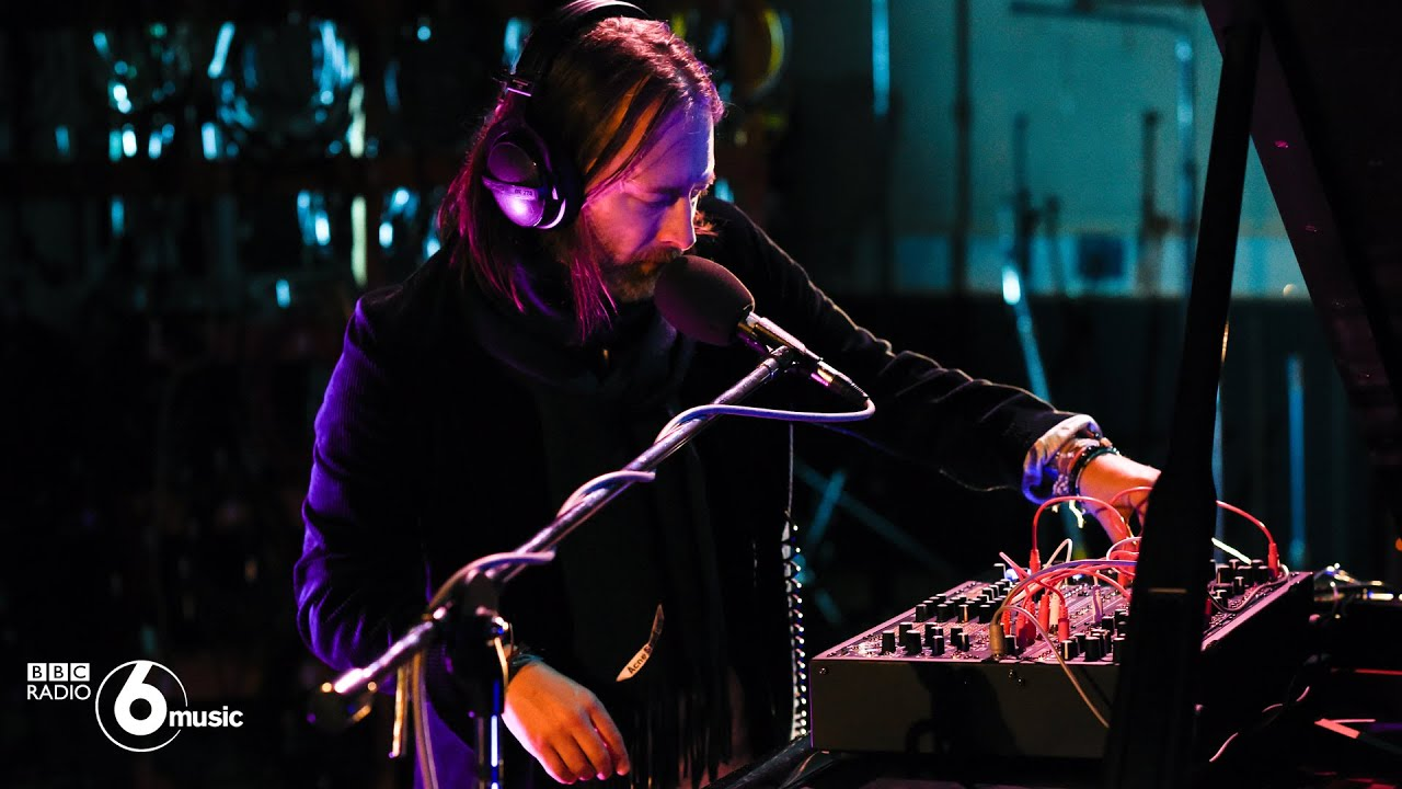 thom yorke unmade live for bbc radio 6 music youtube