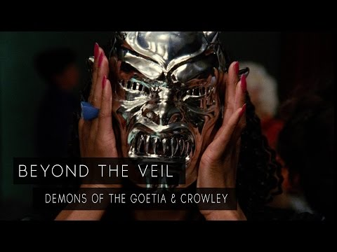 Demons of the Goetia and Aleister Crowley - Christopher Everard