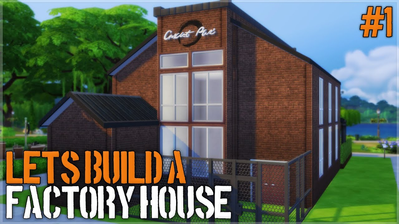 how to build a new house in sims 4