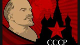 Special version of Soviet anthem