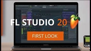 FL Studio 20 First Look