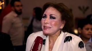 لبنى عبد العزيز : سناء جميل كانت صديقتي اللدودة