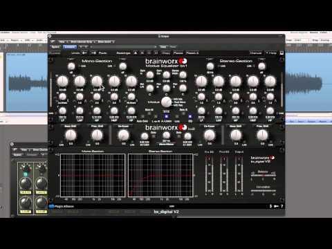 Using Brainworx bx_digital V2 for Mastering