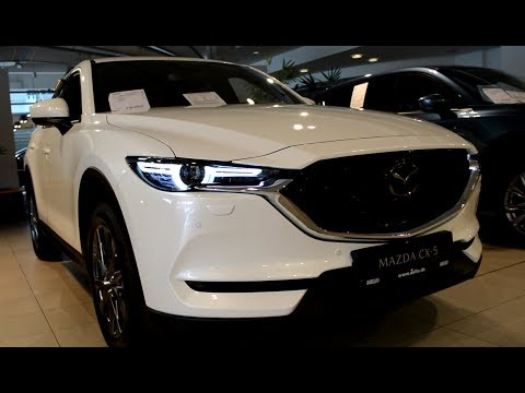2019 New Mazda CX 5 Exterior and Interior