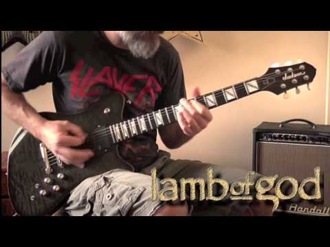 Lamb of God - 11th Hour Guitar Cover