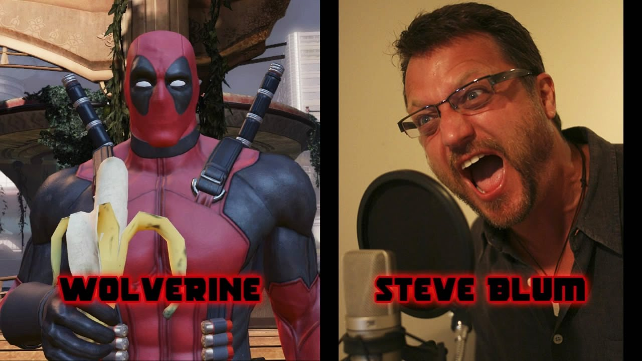 Deadpool - Characters and Voice Actors - YouTube