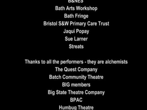 the quest - alchemy - CREDITS: Bedlam Fair & Bath Fringe