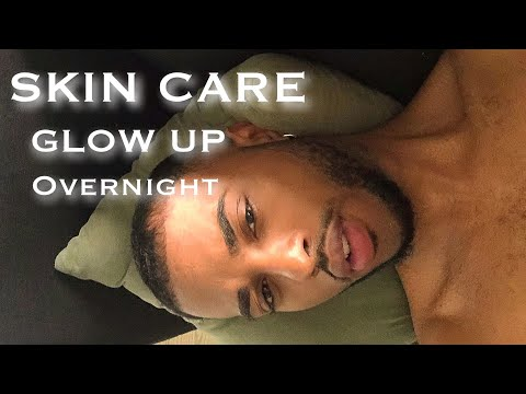 HOW I KEEP MY SKIN CLEAR | NIGHT TIME SKINCARE ROUTINE thumbnail
