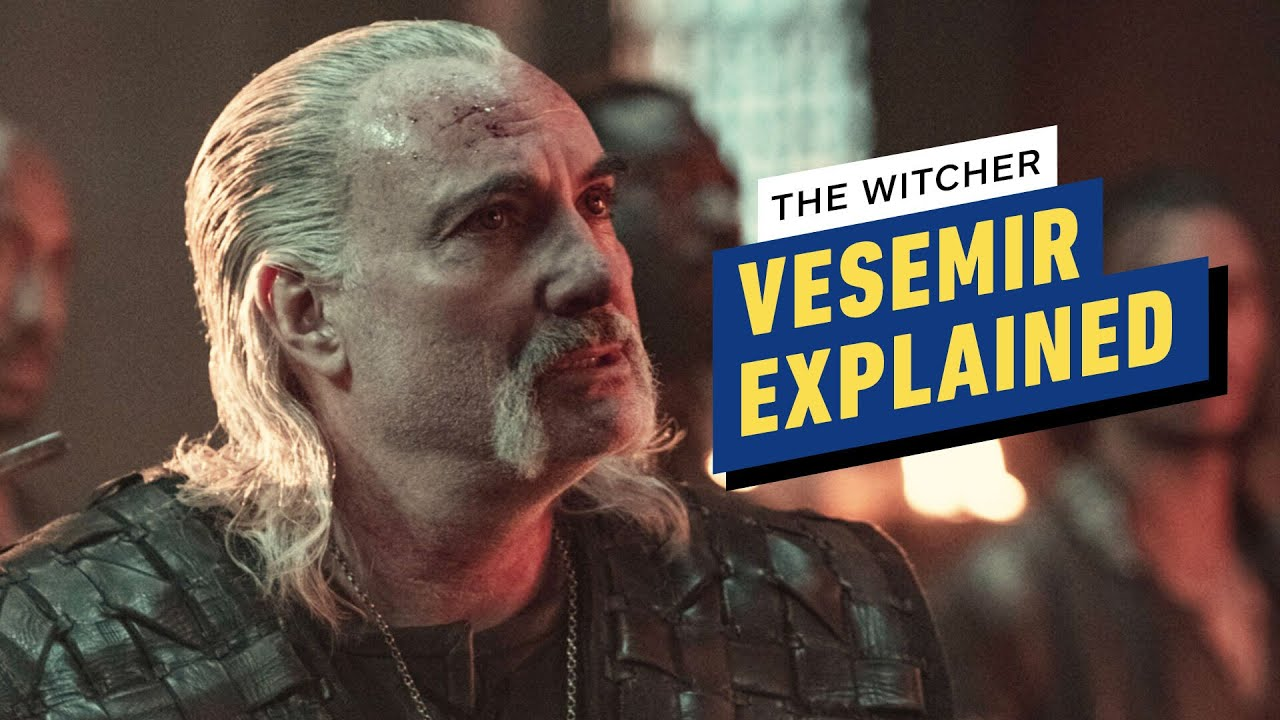 Download The Witcher Season 2 Trailer's Vesemir Explained