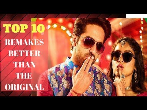 TOP 10 -  Indian Remakes better than the Original