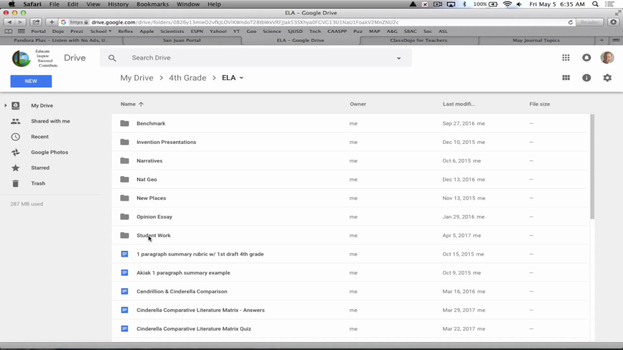 How to Organize Shared Docs on Google Drive