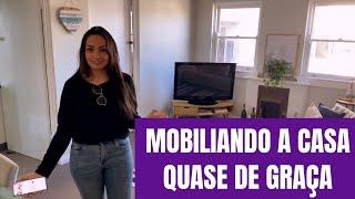 """MOBILIANDO A CASA """"QUASE"""" DE GRAÇA NA AUSTRALIA   DIÁRIO DE INTERCÂMBIO EP.01   Fazer as Malas"""