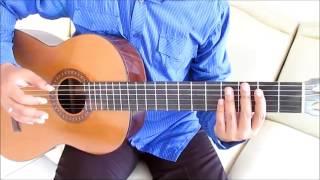 Belajar Gitar Untuk Pemula - Belajar Kunci Gitar Dasar - Chord B Minor