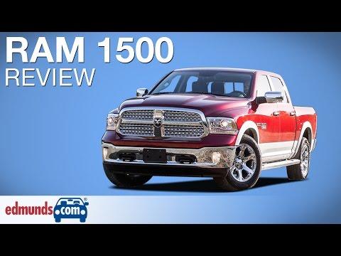 2015 Ram 1500 Review